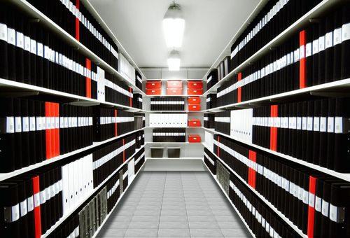 Организация работы ведомственного архива