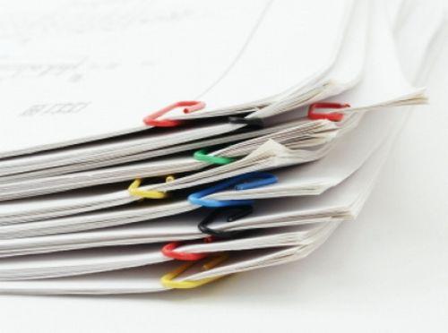 Сопроводительное письмо к документам