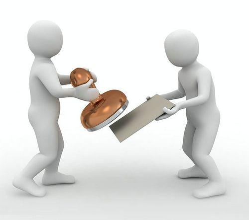 Доверенность на получение документов – образец